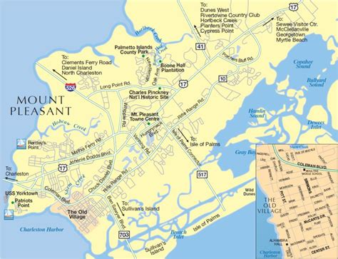 map of mt pleasant sc mount pleasant sc real estate homes for sale buy sell