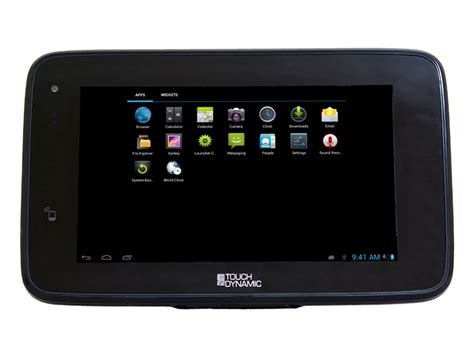 tablets android pos tablet with android dt 07 touch dynamic