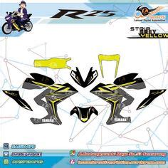 Sticker Striping Motor Yamaha Jupiter Mx Graffis Hayabusa Biru Spec B 2 Custom Decal Vinyl Striping Motor Yamaha Nmax