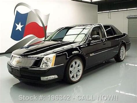 old car owners manuals 2006 cadillac dts interior lighting sell used 2006 cadillac dts vintage ed climate leather nav 68k mi texas direct auto in stafford