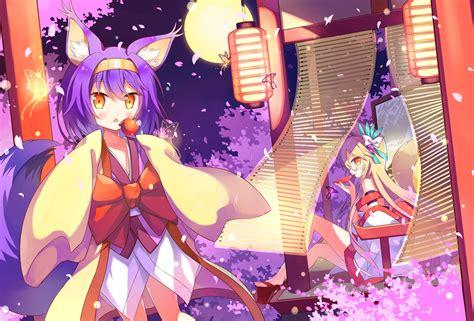 wallpaper game anime no game no life anime images no game no life 4 hd