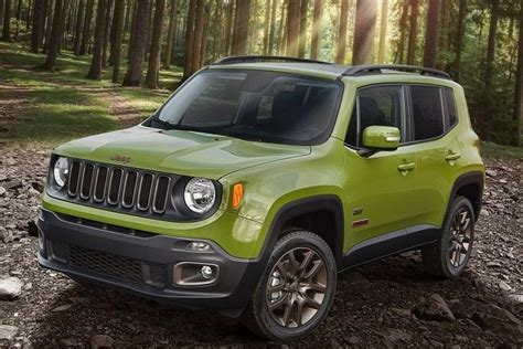 chevrolet jeep models used 2016 jeep renegade review ratings edmunds
