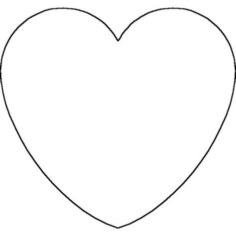 imagenes de corazones para iluminar dibujos para colorear de corazones liked on polyvore