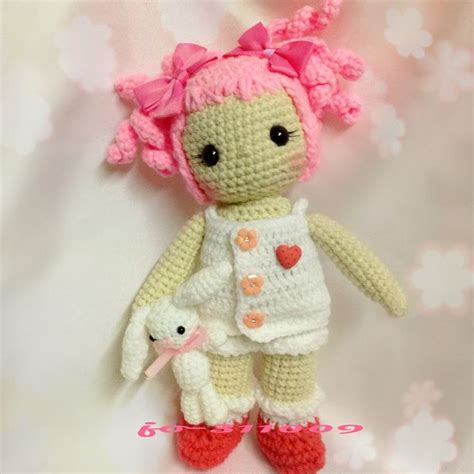 17 best images about lovely crocheted dolls on pinterest
