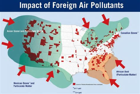 air quality map of oregon will oregon pay for asia pollution oregon business report
