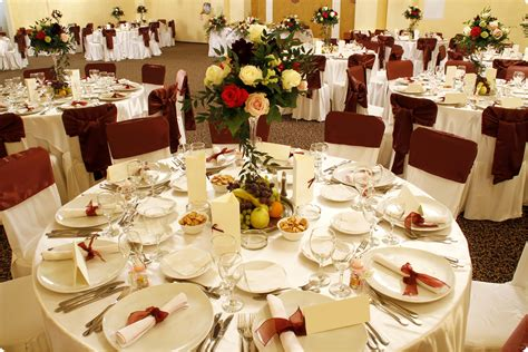 Wedding Reception Table by Wedding Decoration Ideas Wedding Table Decoration