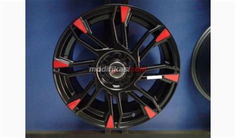 Jakarta Modifikasi Kaki Kaki Velg Mobil Hsr Wheel velg hsr wheel ring 16 sirius sisi1