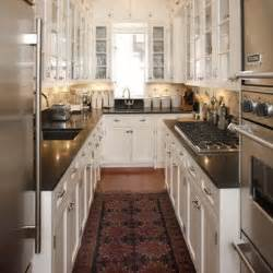 kitchen layout ideas galley galley kitchen design ideas 16 gorgeous spaces bob vila