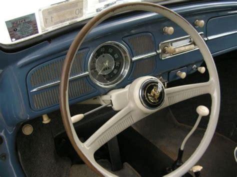 Used Cars For Sale In Nurnberg Germany Sell Used 1959 Volkswagen Beetle Original Owner Unmolested