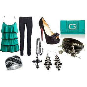 Black And Gold Chandelier Earrings Teenage Party Polyvore