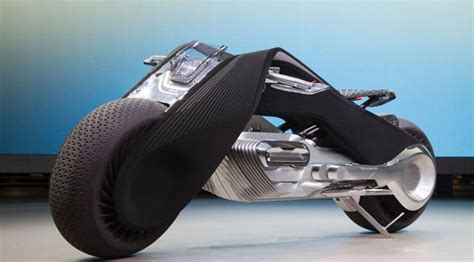 future bmw motorcycles 187 the prototype of motorcycle of the future from bmw