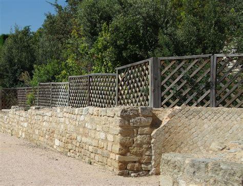 un jardin reconstitu 233 caumont sur durance armae