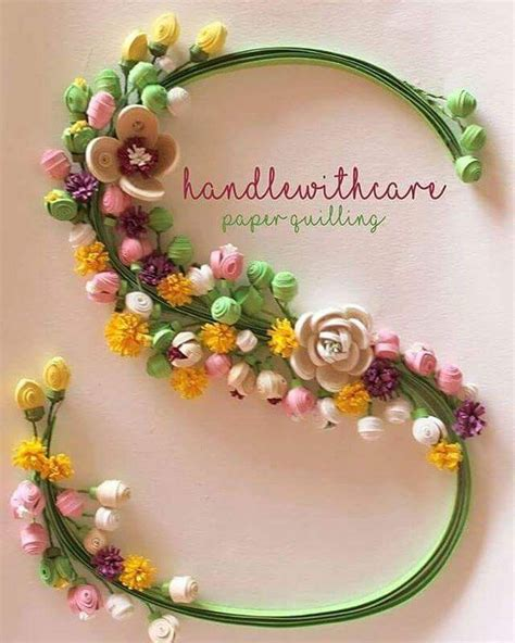 25 Best Ideas About Quilling by 25 Best Ideas About Quilling Letters On Paper