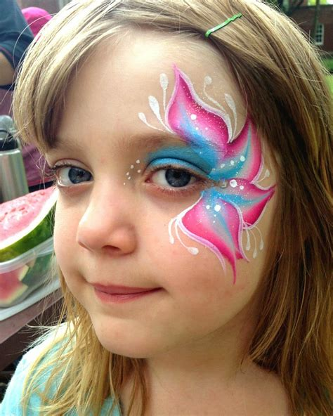 cute faces of girls cute face painting ideas for girls art projects art ideas