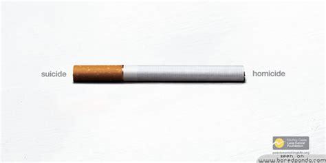membuat iklan rokok 40 iklan kreatif anti rokok yang dapat membuat anda