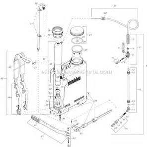 backpack sprayer parts diagram shindaiwa sp415 parts list and diagram 198698c4