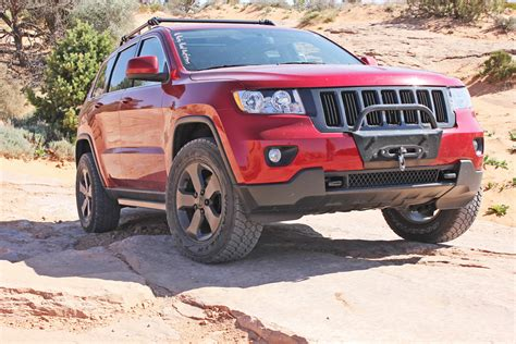 2011 Jeep Grand Road Accessories Winch In Bumper Jeep Garage Jeep Forum