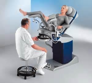 auf dem gynäkologischen stuhl urologist