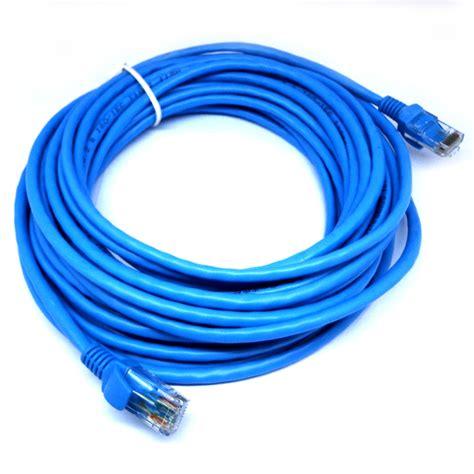 Kabel Lan Utp 15m Terpasang Rj45 jual kabel lan utp cat5e 10 meter grosir kabel komputer