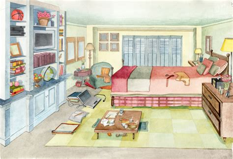 Room Images by Welcome To Bokim Illustrator Designer