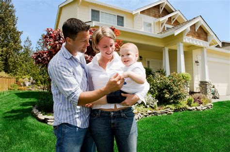 Family In Front Of House by Select Import Newsletter Image