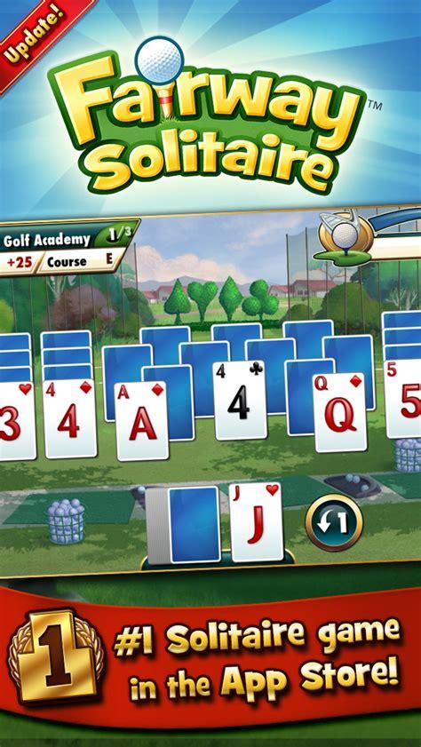 Fairway solitaire by big fish screenshot 1