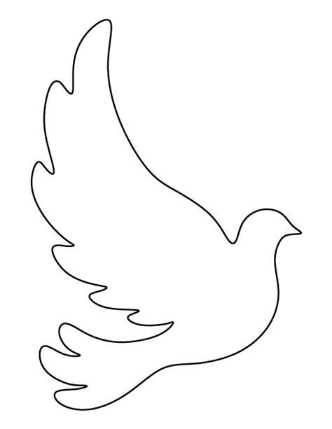 dove template confirmation dove template www pixshark images