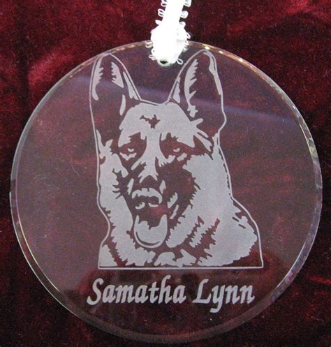 personalized engraved memorial christmas ornaments