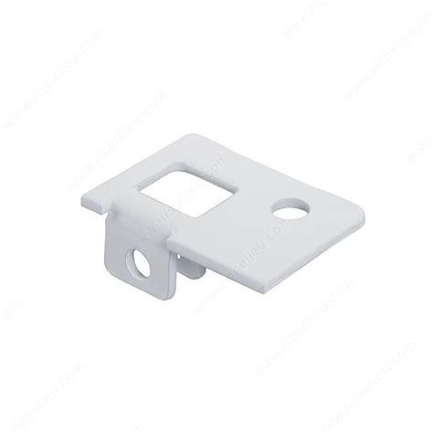 Shelf End Brackets by Shelf End Rest Richelieu Hardware