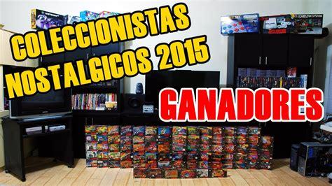 youtube ganadores del 108 sorteo unison cvg coleccion de videojuegos ganadores quot coleccionistas