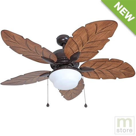 52 quot ceiling fan with light kit indoor outdoor downrod