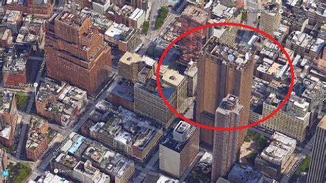 mysterioeser wolkenkratzer  nyc   york steht ein