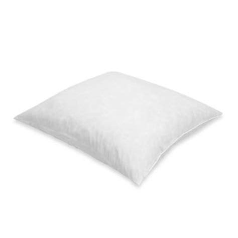 european bed pillows buy square pillows european sham from bed bath beyond
