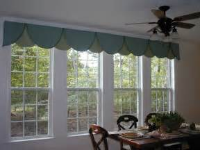 window treatment for large windows dining room traditional