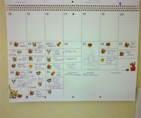 Calendar Craze Tips To Pace Yourself During These Busy