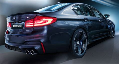 production 2018 bmw m5 rendered based on cad drawings