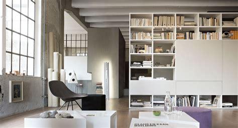 librerie a pavia lema parete selecta zona giorno soggiorni moderni lema