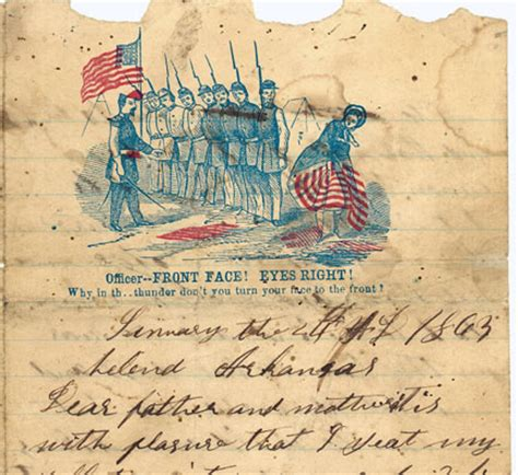 civil war volunteers diaries letters and newspaper civil war letters back in iowa and ready for transcription