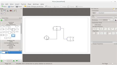 inkscape tutorial flowchart 4 free and open source alternatives to visio opensource com