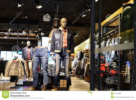 mens clothing store stock photo image 51415650