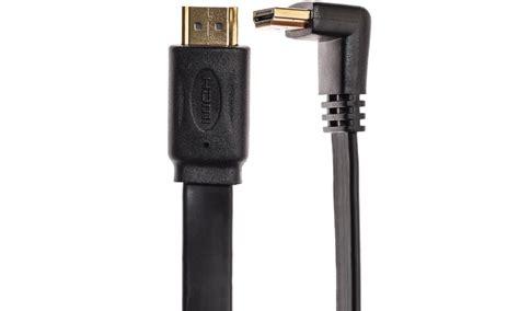Kabel Hdmi V1 4 Flat 15m by Shiru Hdmi Hdmi 15m Flat Kątowy Do Monitora Telewizora