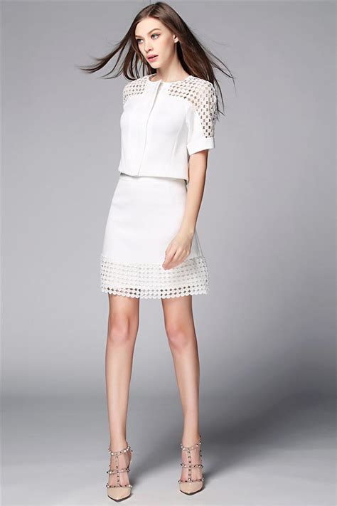 White Lace Skirt And Blouse by Lace Net Skirt And Blouse New Style Best Wallpaper