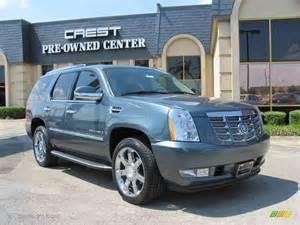 2008 Cadillac Escalade Colors 2008 Stealth Gray Cadillac Escalade 17745280 Gtcarlot
