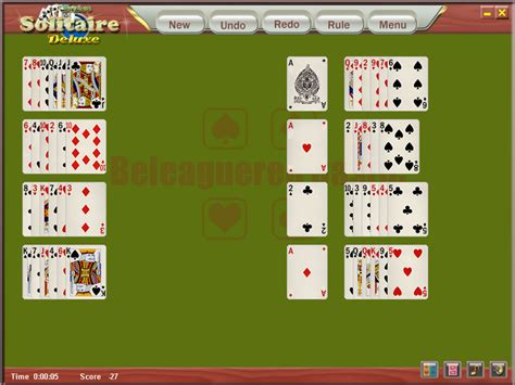 Flower Garden Solitaire Solitaire 1 024 Freeware Solitaire Deluxe Includes About 450 Solitaire