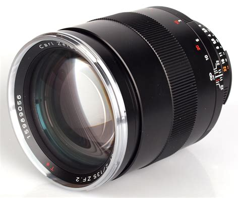 carl zeiss lenses carl zeiss apo sonnar t 135mm f 2 review