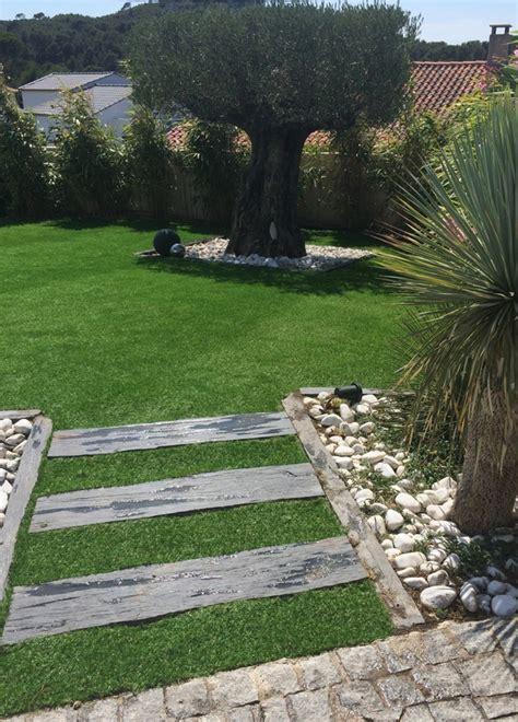 Gazon Synthetique Jardin by Gazon Synth 233 Tique Pour Jardins Actualit 233 S Vente Gazon