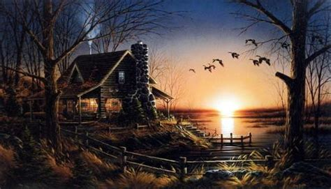 Comforts Of Home by Terry Redlin Comforts Of Home Wildlifeprints