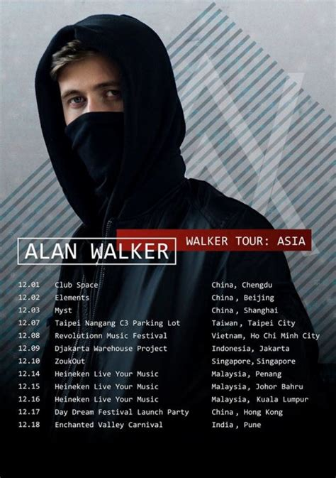 alan walker young heineken live your music presents the takeover featuring