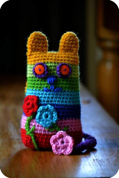 pattern cat crochet knitting magazine cat pattern and cats on pinterest