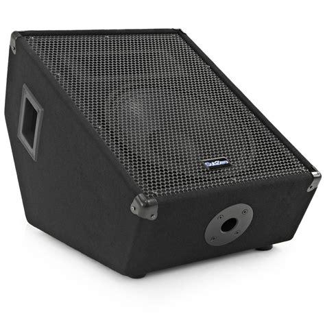 floor monitor subzero 350w 12 quot active floor monitor gear4music